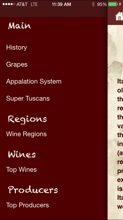 Wine Italy screenshot-2