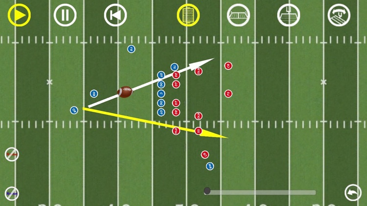 US Football 3D Playbook