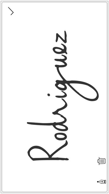 SignPen - Handwriting Signature