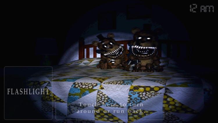 Five Nights at Freddys 4 screenshot-4