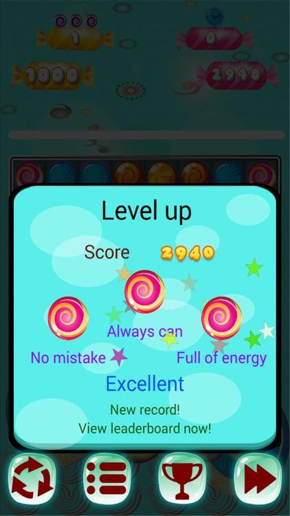 Candy Smasher HD screenshot-4