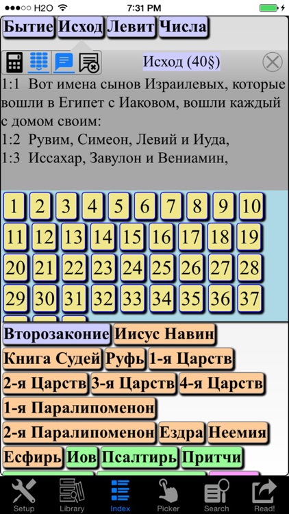 Библия (Russian Bible) screenshot-4