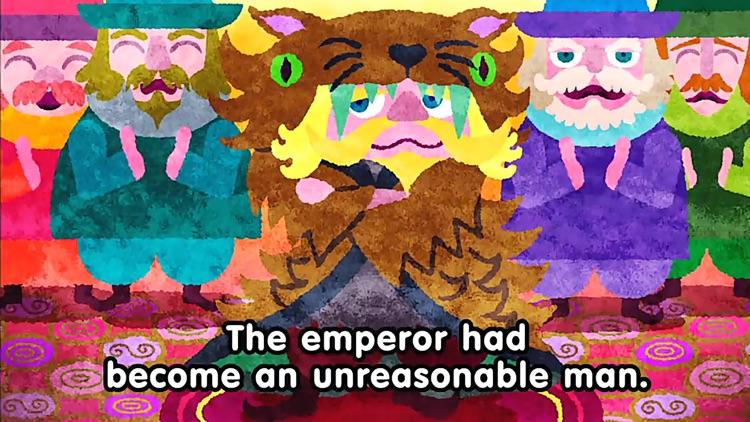 The Emperor's New Clothes (FREE)   - Jajajajan Kids Books series