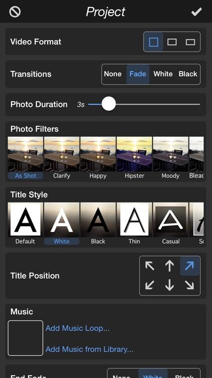 PhotoMotion screenshot-3
