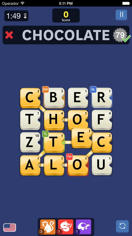 Word Crack™ Free screenshot-1