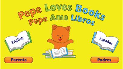Pepe Loves BooksScreenshot of 1