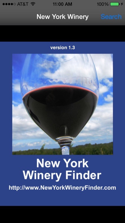 New York Winery Finder screenshot-0