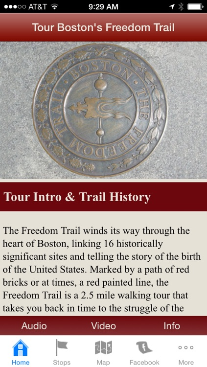 Tour Boston's Freedom Trail