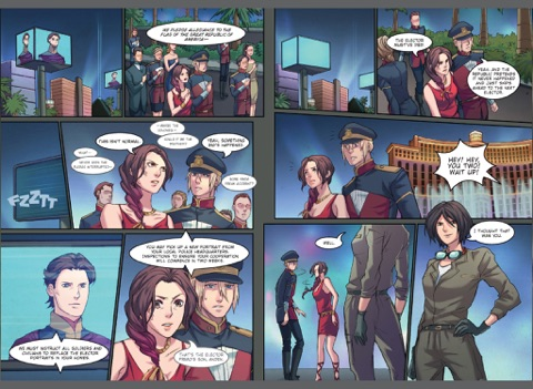 prodigy the graphic novel by marie lu on apple books