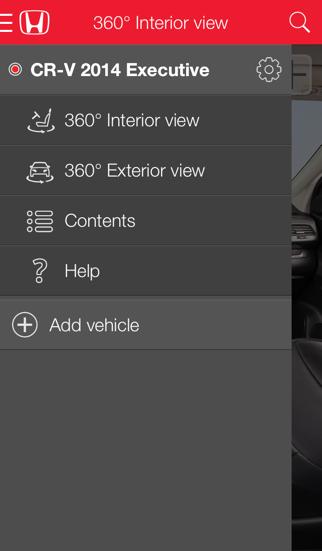 Honda iManualScreenshot of 1