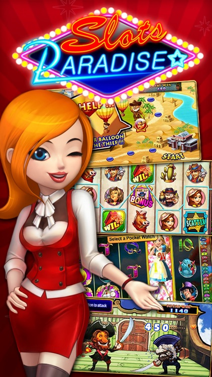Slots Paradise™ screenshot-0