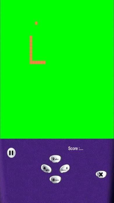Classic Snake - Retro Game screenshot three
