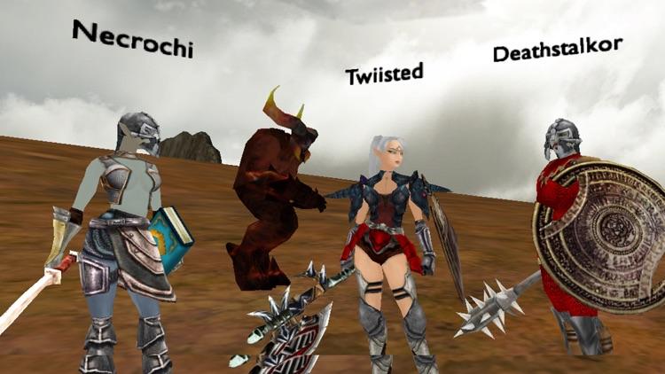 World of Midgard 3D MMORPG screenshot-4
