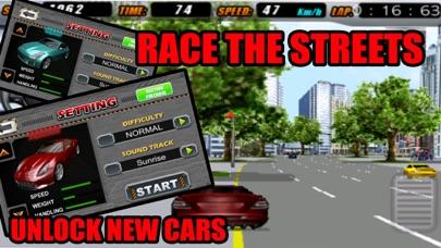 Flippy Flash Racing game screenshot one