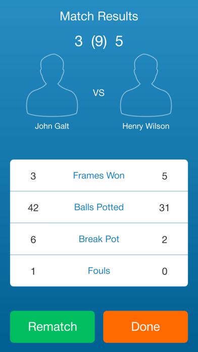 Pool Scorer PRO screenshot four