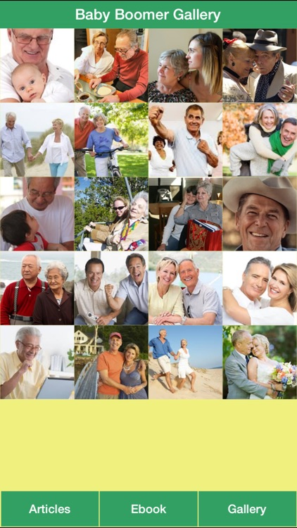 Baby Boomer Guide - The Baby Boomer's Guide To Living A Long & Healthy Life