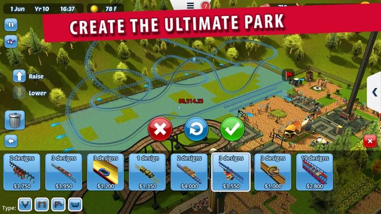 RollerCoaster Tycoon® 3 by Frontier Developments Ltd