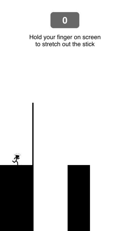 Running Stick Hero