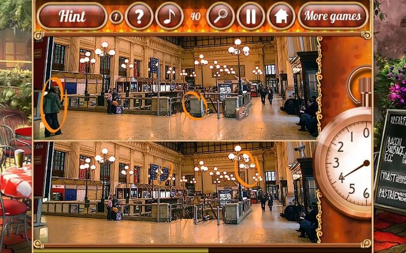 Hidden Restaurant screenshot 1