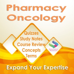 Pharmacy Oncology: 3400 Study Notes & Quiz