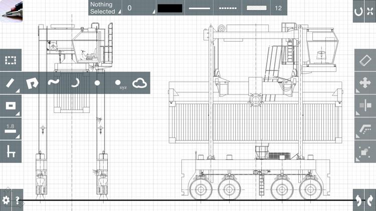 CAD Touch screenshot-3