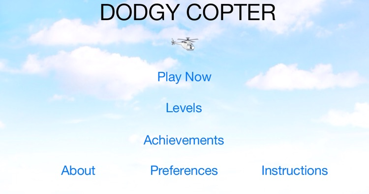 Dodgy Copter screenshot-1