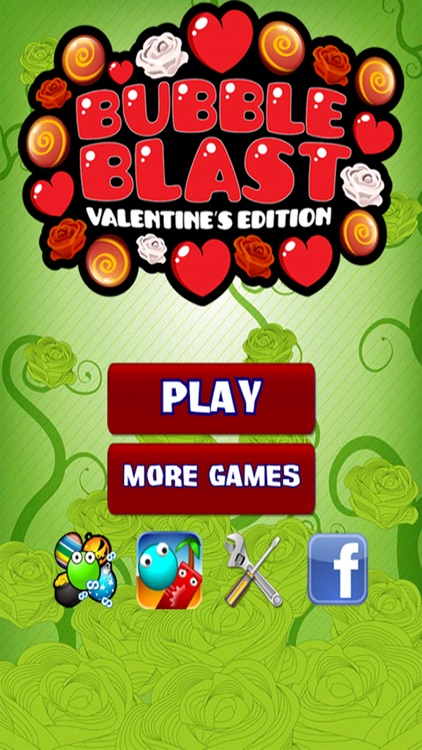 Bubble Blast Valentine screenshot-4