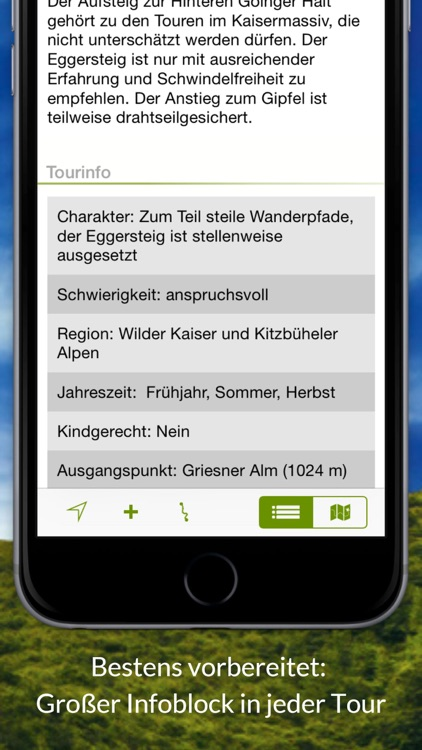 Wanderführer Europa screenshot-3