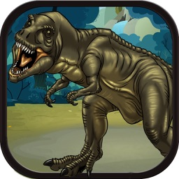 Shooting Adventure in Dinosaurs Park : A Dino Shooter Games