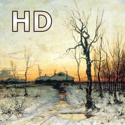 Ícone do app Pintura russa HD