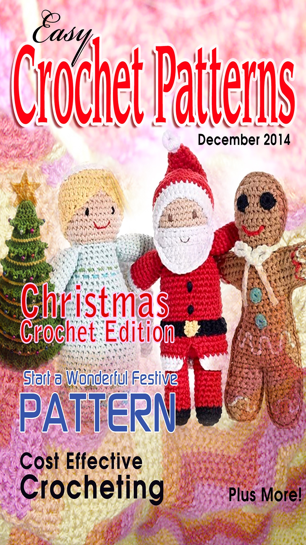 Easy Crochet Patterns Magazine - Start a New Crochet Project Today With Our Easy Crocheting Magazine Screenshot