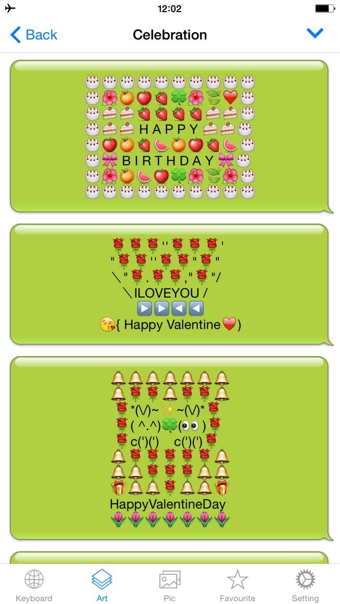 Emojis Keyboard New - Animated Emoji Icons & Emoticons Art Added For Texting Free Screenshot