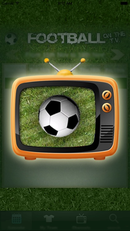 Football on the TV screenshot-3