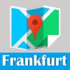 Frankfurt Map offline, BeetleTrip Frankfurt U-bahn S-bahn subway metro pass travel guide route planner 德国旅游指南地铁甲虫法兰克福离线地图