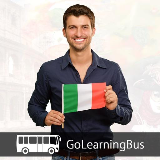 Learn Italian via Videos by GoLearningBus