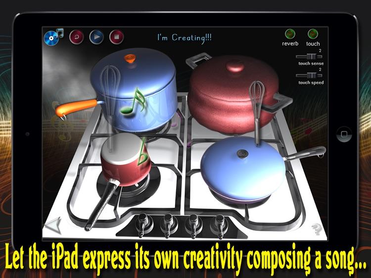 Kitchen Drums - HD Pro Version screenshot-3