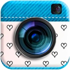 My Love Beautiful Sticker Frame : photo editor filters effects camera frames icon