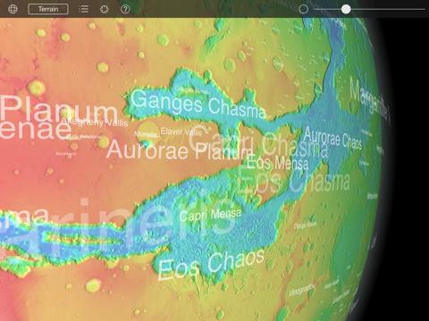 Mars Globe-ipad-3