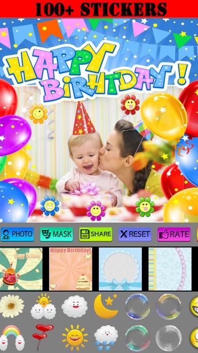 Alles Gute zum Geburtstag Frames und IconsScreenshot von 4