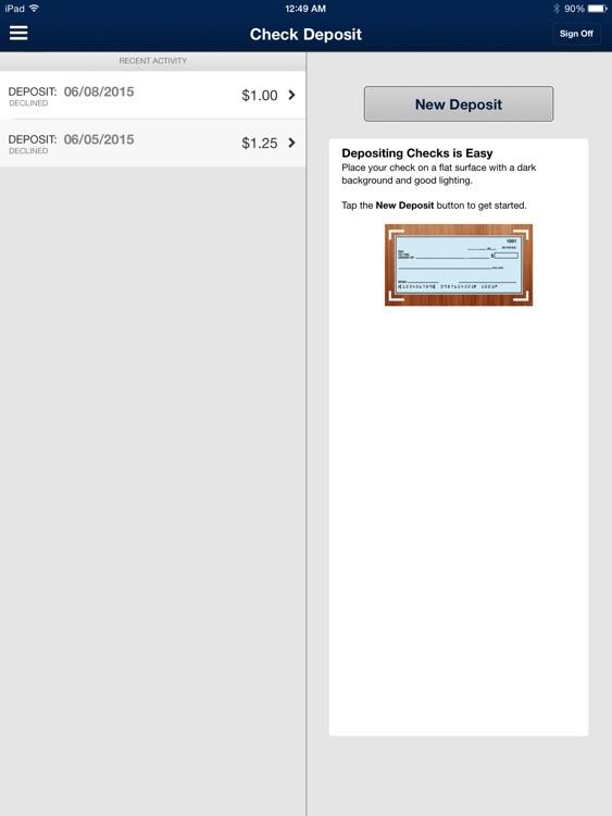 Union Bank Mobile for iPad screenshot-4