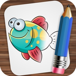 Drawing Sea Animals