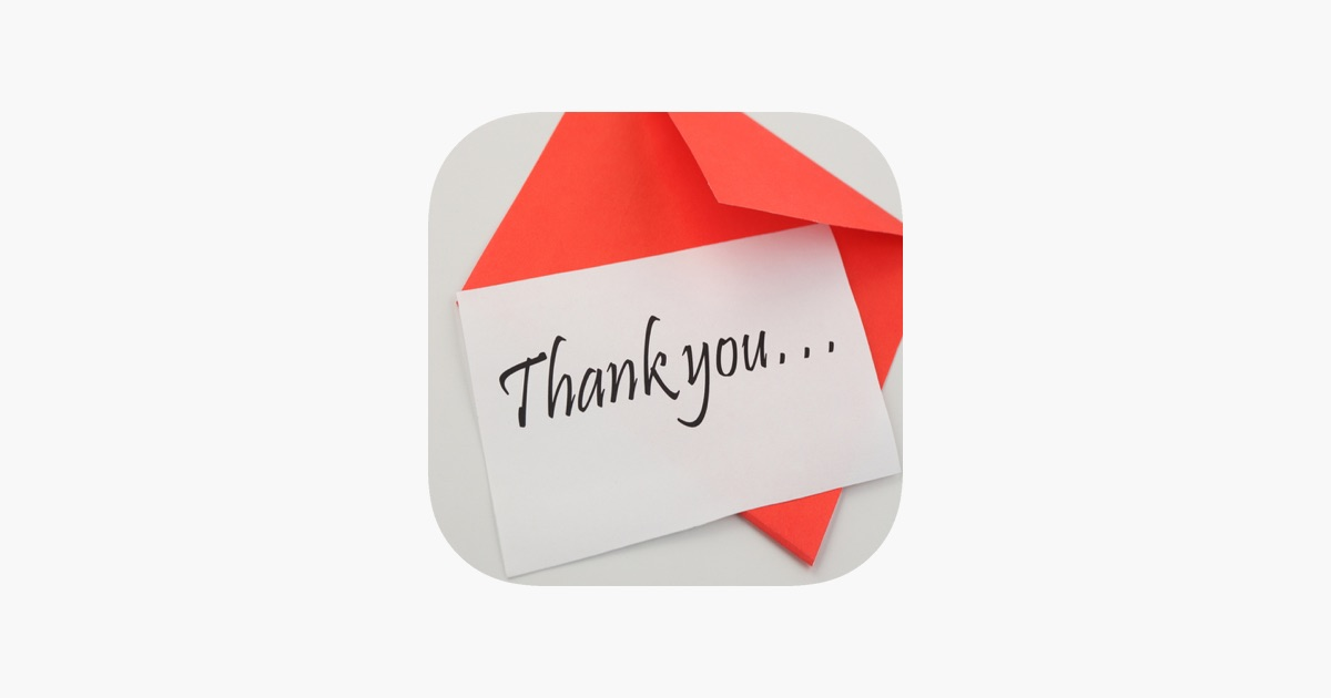 Thank You Cards Maker Customise and