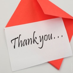 Thank You Cards Maker Customise And Send Thank You Ecards With