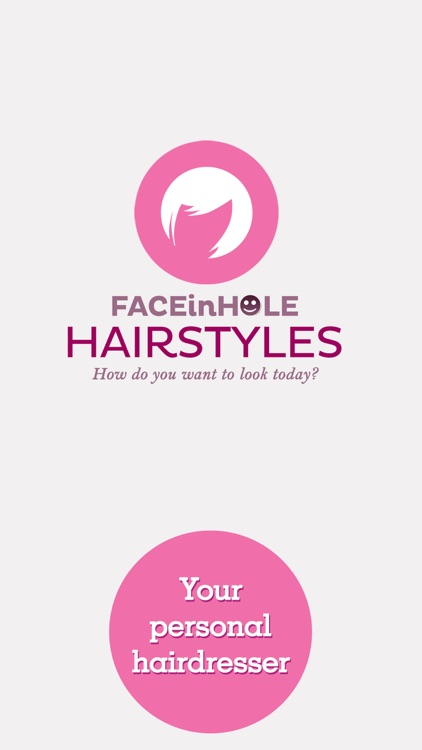 FACEinHOLE® Hairstyles for Women - Hair styler with cute haircuts for girls screenshot-4