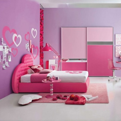 Teen Room Designs icon