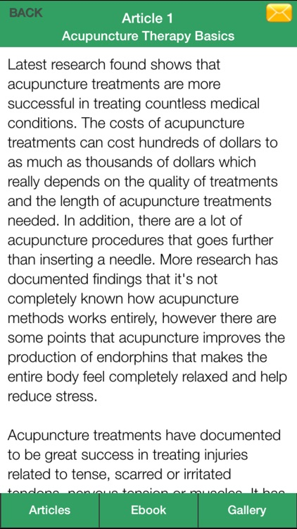 Acupuncture Guide - Everything You Need To Know About Acupuncture Treatment! screenshot-4
