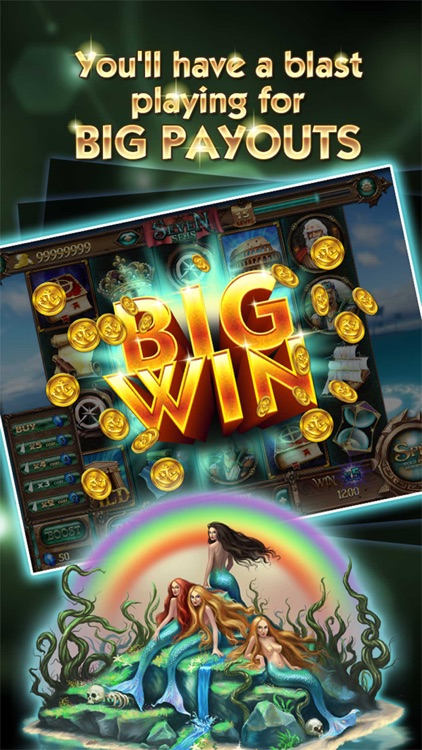 Slots™ - Seven Seas