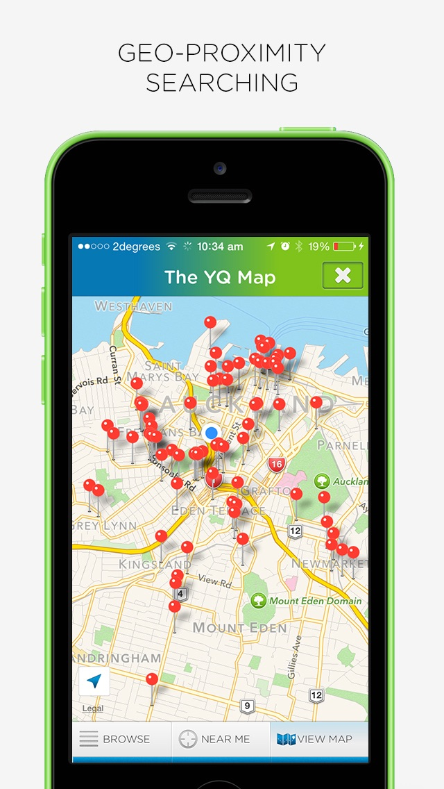 YQ | Order Takeout and Coffee Online - NZ screenshot two