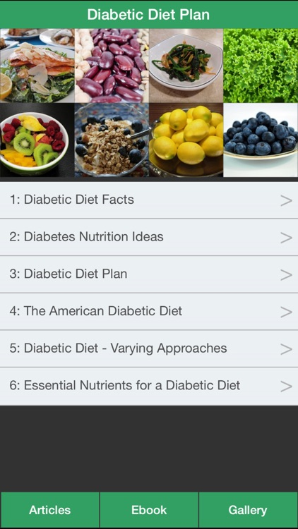 Diabetic Diet Plan - Learn How to Control Sugar Levels By Diabetes Nutrition !