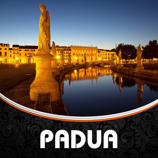 Padua City Offline Travel Guide icon